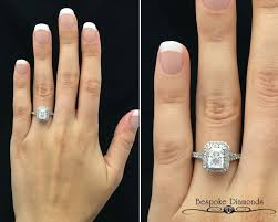 radiant cut halo engagement rings halo radiant cut engagement ring engagement ring design ideas