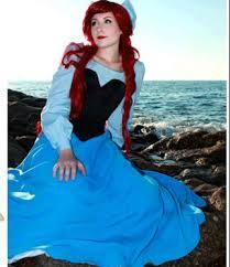 Mermaid Halloween Costume Adults Cheap Mermaid Blue Costume Aliexpress