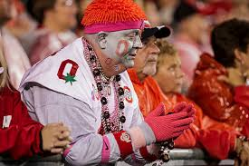 ohio state buckeye fan ncaa football oct 15 ohio state at wisconsin pictures getty images