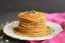 Low Calorie Cottage Cheese by Pumpkin Protein Pancakes Gf Low Cal Skinny Fitalicious
