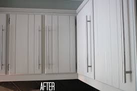 refinishing kitchen cabinets without sanding