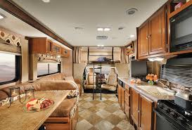 Class A Motorhome With 2 Bedrooms Class C U0027s On The Rise Motorhome Magazine