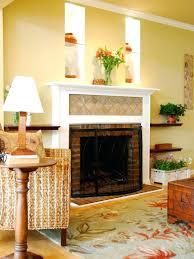 Mantel Bookshelf Fireplace Bookcase Design Ideas Bookshelf Shelves Creative Plans