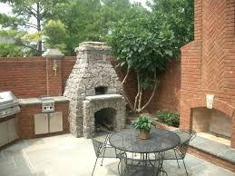 patio ideas backyard pizza oven ideas patio pizza oven plans