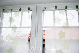 gardinen für die küche scheibengardinen für bad und küche