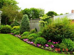 Small Backyard Fence Ideas Lawn U0026 Garden Horizontal Privacy Fence Outdoor Design And Ideas
