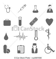 clip art vector health care medical symbols health care