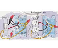 light switch controls wall outlet neuro tic com