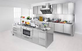 stainless steel island for kitchen contemporary kitchen stainless steel island work station