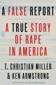 a false report a true story of in america by t christian