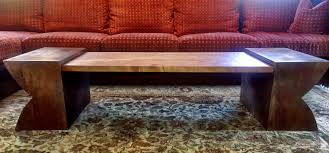 Copper Top Coffee Table Navajo Coffee Table U2013 Split Perry Luxe