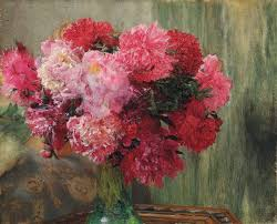 Japanese Flowers Paintings - 1373 best painted flower images on pinterest paint flowers