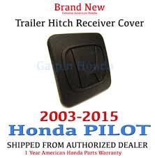 2003 honda pilot trailer hitch 2003 2015 honda pilot genuine oem honda trailer hitch 2