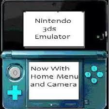 3ds emulator android apk 3ds emulator works apk 0 1 free apk
