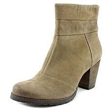 clarks womens boots size 9 clarks block heel medium width b m ankle boots for ebay