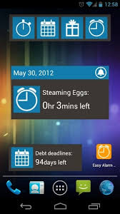 android alarm clock easy alarm clock for android offers alarm presets widgets