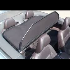 volvo convertible windblocker to volvo c70 convertible 2006 2013 toplift u2013 open