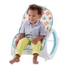Amazon Baby Swing Chair Amazon Com Fisher Price Infant To Toddler Rocker Geo Diamonds
