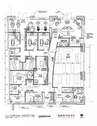 spa design conceptual aqua spa arcwest architects denver