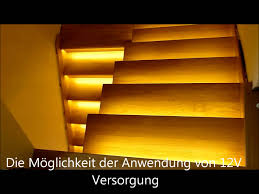led treppe sensorgesteuerte treppenbeleuchtung der controller ein
