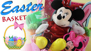 minnie mouse easter baskets minnie mouse easter basket for a 2 year