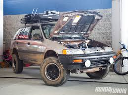 jeep station wagon lifted lifted civic wagon adventure cars pinterest honda jdm and