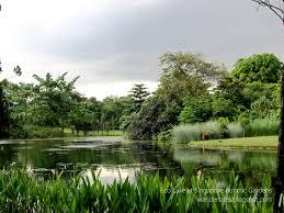 Botanical Gardens In Singapore by Eco Lake At Singapore Botanic Gardens Youtube