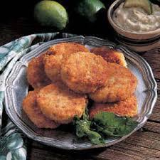 Catfish Dinner Ideas Catfish Cakes Recipe Taste Of Home