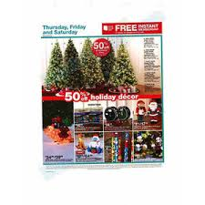 black friday christmas tree deals kmart 3 day sale