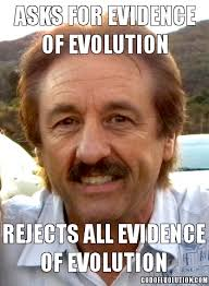 God Memes - another meme about ray comfort god of evolution