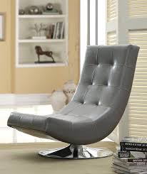 Armless Chairs Amazon Com Furniture Of America Dresden Leatherette Swivel