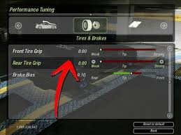 lexus is300 nfs wiki how to set best drift tuning in need for speed underground 2
