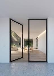 interior doors design interior home design double glass door with steel look frames portapivot h o m e