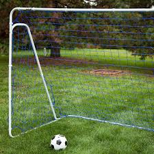 mitre match soccer goal 12 x 6 ft hayneedle