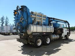 1995 vactor 2100 hydro excavator dual fan 12 yrd hopper 32 500