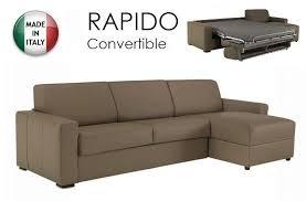 rapido canape convertible canape 120 cm convertible top cm pas cher canap rapido places