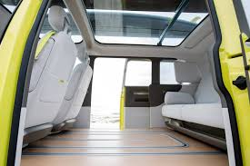 volkswagen kombi the legendary volkswagen kombi gets futuristic high tech all