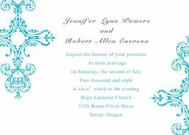 brides wedding invitation kits simple blue damask brides inexpensive wedding invitation