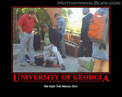 Georgia Bulldog Memes - georgia sports blog ninja fights for his rights to an apology