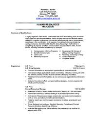 Sample Resume Human Resources by Sample Resume For Experienced Software Engineer Sample Resumes