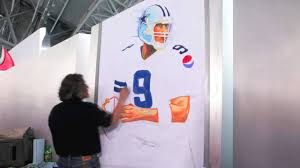 ty walls live event painting pepsi game day mural dallas cowboys ty walls live event painting pepsi game day mural dallas cowboys game 10310 mp4