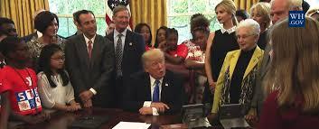 Youtube Whitehouse President Trump Earmarks 200 Million In Federal Grants For Stem