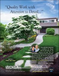 Landscaping Advertising Ideas Olympic Landscape U0026 Irrigation Landscape Design U0026 Construction
