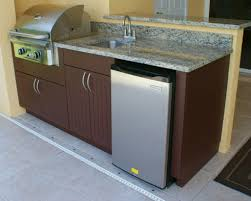 outdoor kitchen sink cabinet soapstone countertops outdoor kitchen cabinets polymer lighting