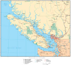 Map Of Vancouver Canada Map Of Vancouver Island Canada You Can See A Map Of Many Places