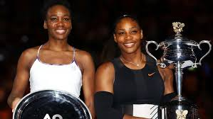 film serena adalah australian open serena williams beats sister venus for record 23rd