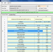 Consolidated Balance Sheet Template A 2 Appendix To Chapter 2 A Tour Of The Balance Sheet