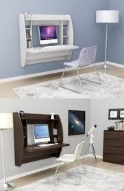 prepac floating desk a great space saver floating desk with
