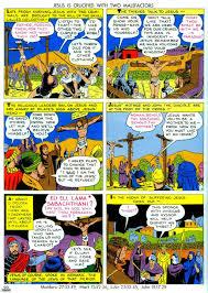 peur evol jesus the original superhero