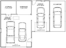 garage dimensions three car garage dimensions socielle co